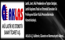 Aklas Akü Lastik ve Otomotiv Sanayi Ticaret A.Ş.