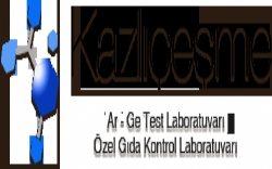 KAZLIÇEŞME AR - GE TEST LABORATUVARLARI