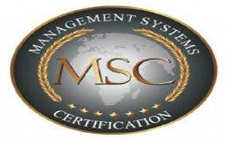 MSC Uluslararası Belgelendirme