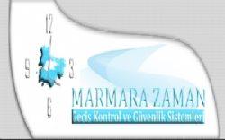 Marmara Zaman  Geçiş Kontrol Ve Güvenlik  Sistemleri