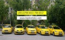 Kaplıca Taksi Durağı