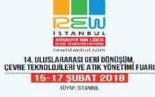 REW İSTANBUL 2018