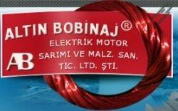 Altın Bobinaj® Elektrik Motor Sarımı ve Malz. San. Tic. Ltd. Şti.