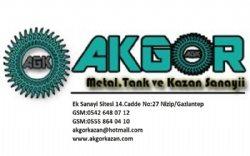 Akgör Tank Kazan ve Makine İmalat San. ve Tic.Ltd. Şti.