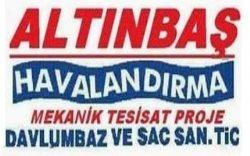 ALTINBAŞ HAVALANDIRMA // KARAMAN KONYA ERMENEK KIZKALESİ