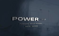 Bafra Temizlik Power Is Life