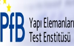 PfB Yapı Elemanları Test ve Belgelendirme Hizmetleri