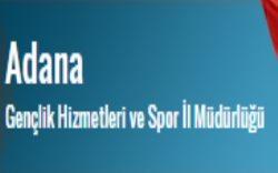 Adana Gençlik Hizmetleri ve Spor İl Müdürlüğü