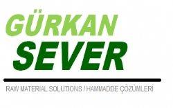 Gürkan Sever Hammadde Çözümleri