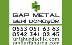 GAP Metal Geri Dönüşüm