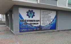 GÜÇLÜ OTOMATİK KAPI VE TENTE SİSTEMLERİ İTH.İHR.LTD.ŞTİ