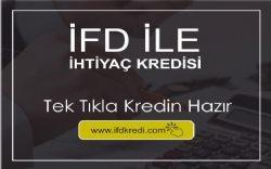 ifd kredi