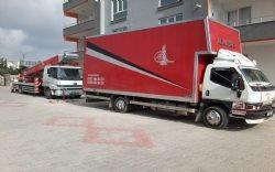 Merkez evden eve taşımacılık