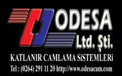Odesa Katlanır Cam Sistemleri