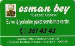 Osmanbey Lezzet Ustası