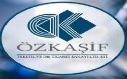 Özkaşif Tekstil Dış Tic San Ltd Şti