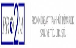 Pro2m İnşaat Taah. Mim. San. Ve Tic. Ltd.Şti.