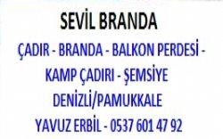 Sevil Branda Şemşiye