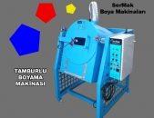Tamburlu Boyama Makinası