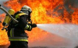 temel yangın eğitimi
